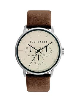 ted-baker-ted-baker-cream-dial-brown-leather-strap-mens-watch