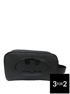 batman-embossed-logo-wash-bag