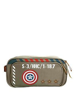 star-wars-marvel-captain-america-vintage-army-wash-bag