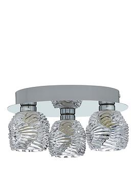 flower-glass-3-light-flush-ceiling-light