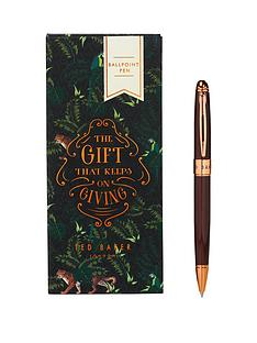 ted-baker-fathers-day-ted-baker-walnut-brown-pen