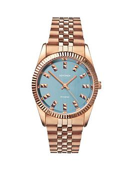 sekonda-blue-face-rose-tone-stainless-steel-bracelet-ladies-watch