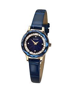 sekonda-blue-dial-blue-leather-strao-ladies-watch