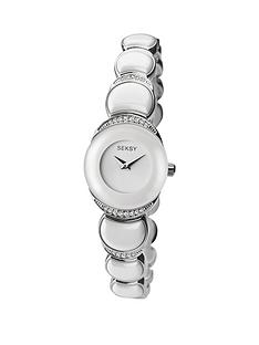 sekonda-seksy-white-dial-white-bracelet-ladies-watch