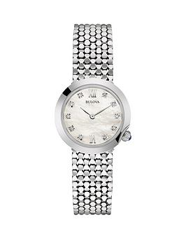 bulova-bulova-mother-of-pearl-dial-silver-tone-braclet-ladies-watch