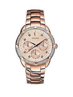 bulova-bulova-rose-tone-multi-dial-rose-tone-stainless-steel-ladies-watch