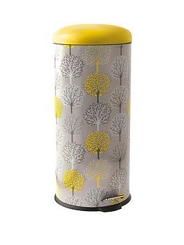 salter-30-litre-trees-pedal-bin