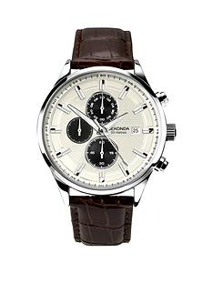 sekonda-white-multifunction-dial-brown-leather-strap-mens-watch