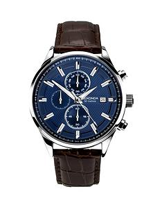 sekonda-blue-multi-function-dial-brown-leather-strapnbspmens-watch