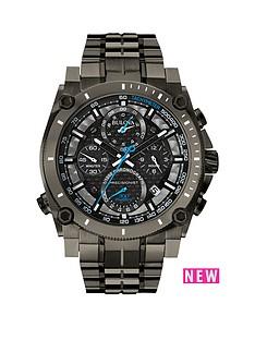 bulova-bulova-precisonist-chrono-black-dial-blue-accents-stainless-steel-bracelet-watch