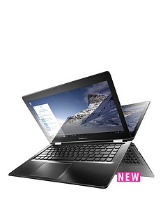 lenovo-yoga-500-intel-core-i3nbsp4gb-ramnbsp1tb-hard-drivenbsp14-inchnbsptouchscreen-2-in-1-laptop-tablet-hybrid-white