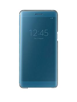 samsung-galaxy-note-7-clear-view-protective-cover-case-blue