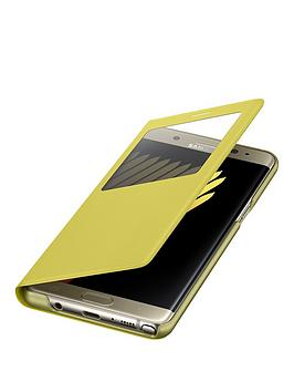 samsung-galaxy-note-7-s-view-standing-protective-cover-case-yellow