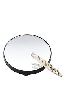 tweezerman-merry-amp-bright-mini-tweezer-and-10x-mirror