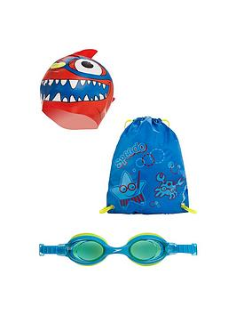 Photo of Speedo boys sea squad swim bag set