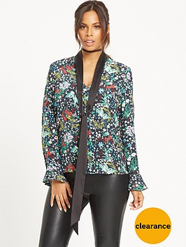 rochelle-humes-scarf-print-blouse