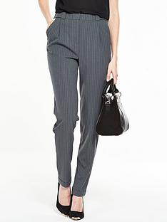 v-by-very-stretch-tapered-petite-trouser-grey