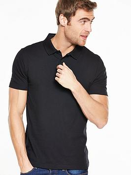 v-by-very-short-sleeve-jersey-polo