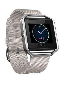 fitbit-blaze-accessory-band-nylon-khaki-small