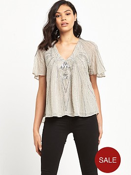 river-island-embellished-top
