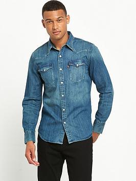 levis-barstow-western-denim-shirt