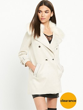 river-island-suedette-coat-cream
