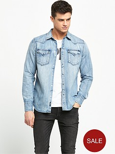 replay-denim-shirt