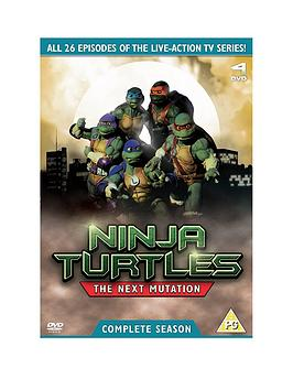 teenage-mutant-ninja-turtles-teenage-mutant-ninja-turtles-the-next-mutation-volume-1-amp-2-boxset