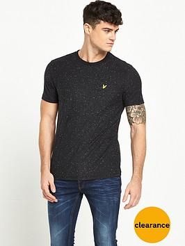 lyle-scott-flecked-t-shirt