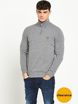 lyle-scott-14-zip-jumper