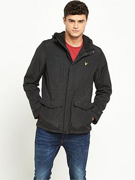 lyle-scott-micro-fleece-lined-jacket