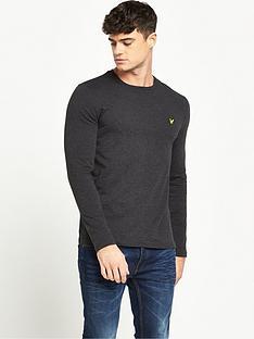 lyle-scott-long-sleeve-t-shirt