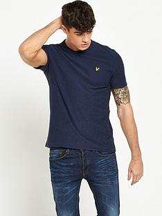 lyle-scott-flecked-t-shirt