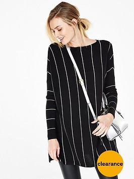 v-by-very-super-wide-stripe-boxy-tunic