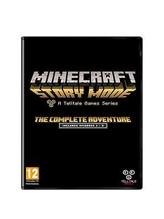 pc-games-minecraft-story-mode-the-complete-adventure-pc