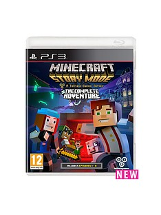 playstation-3-minecraft-story-mode-the-complete-adventure-ps3