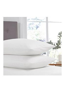 silentnight-easy-care-180-thread-count-cotton-rich-pillowcase-pair-white