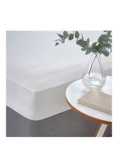silentnight-easy-care-180-thread-count-cotton-rich-fitted-sheet-cream