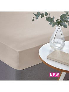 silentnight-easycare-180-thread-count-cotton-rich-single-size-fitted-sheet-stone