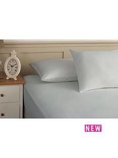 silentnight-easycare-180-threadcount-cotton-rich-pillowcase-pair