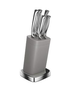 morphy-richards-accents-special-edition-5-piece-knife-block-ndash-pebble