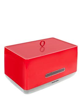 morphy-richards-chroma-bread-bin-poppy