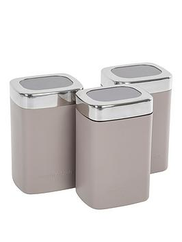 morphy-richards-morphy-richards-accents-special-edition-canisters-pebble