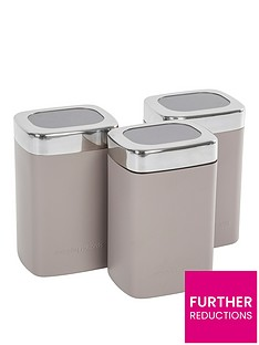 morphy-richards-morphy-richards-accents-special-edition-cannisters-pebble
