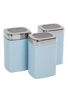 morphy-richards-morphy-richards-accents-special-edition-canisters-azure