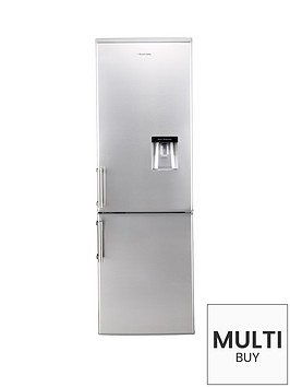 russell-hobbs-rh55ffwd180ss-freestanding-fridge-freezer-with-water-dispensernbspwith-free-extended-guarantee