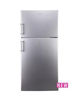 russell-hobbs-stainless-steel-79cm-wide-176cm-high-freestanding-fridge-freezer