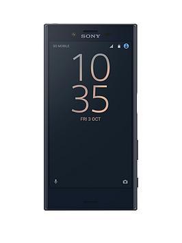 sony-xperia-x-compact-black