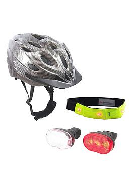 Sport Direct Mens Bicycle Winter Led Set