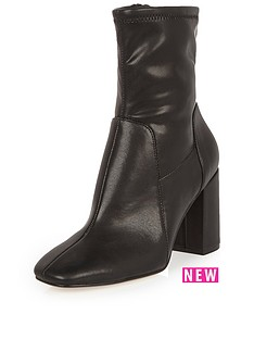 river-island-river-island-wide-fit-sock-boot